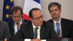 آغاز نگارش توافق جدید مقررات زیست محیطی در اجلاس پاریس