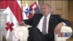 Чи дадуть Саакашвілі грузинський паспорт? У ексклюзивному інтерв`ю із грузинським президентом Гіоргі Маргвілашвілі. Відео