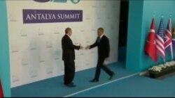 Теракты в Париже и борьба с ИГИЛ стали главной темой на саммите G20