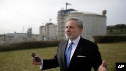댄 브룰렛 미국 에너지부 장관.