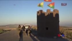 土耳其戰機襲擊伊敘前線庫爾德目標 (粵語)