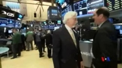 2016-05-02 美國之音視頻新聞: 投資者從高科技股回歸原材料股