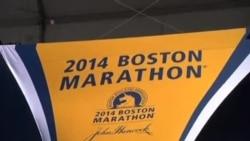 波士頓馬拉松 3萬6千人參賽
