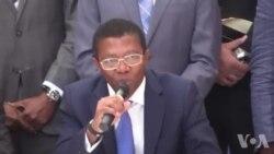 Komisyon Finans Sena Ayisyen Rankontre Konsèy BRH la