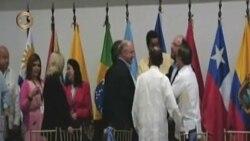 UNASUR en Venezuela por diálogo de paz