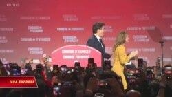 Thủ tướng Canada tái đắc cử nhiệm kỳ 2