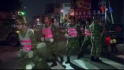 Nổ đường ống dẫn khí ở Ðài Loan, 24 người thiệt mạng