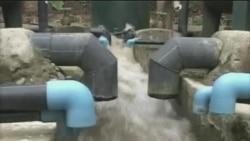 Thạch tín đe dọa nguồn nước ngầm Hà Nội