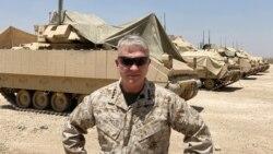 VOA獨家:美中央司令部司令說美軍在阿富汗的空襲將只聚焦防止對美國和盟友本土的恐怖襲擊
