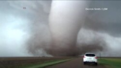 Tornados siguen afectando planicies en el centro de EE.UU.
