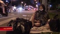 Những phận đời co ro trong đêm lạnh Sài Gòn
