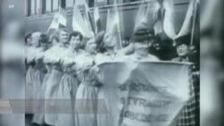 今年8月是美国妇女获得选举权100周年纪念