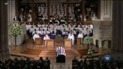 Головні цитати з церемонії прощання із сенатором Джоном Маккейном. Відео
