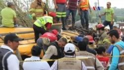 Tornado en México deja 13 muertos