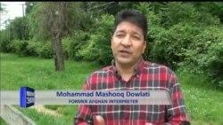 واشنگٹن: فوڈ ٹرک پر کاروبار کرنے والے ایک افغان پناہ گزیں