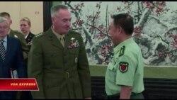 Quân đội Mỹ-Trung vẫn liên lạc chặt chẽ về các vấn đề quốc tế