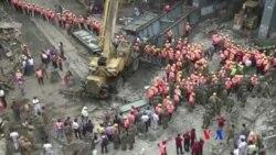 印度在建大橋坍塌 五人被拘