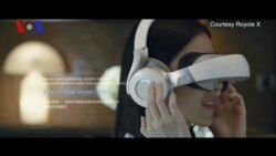 The First Foldable Headset for Movie-Lovers