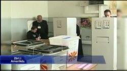 Vonesa ne procesin zgjedhor ne Maqedoni