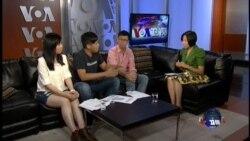专访台湾太阳花学运三领袖