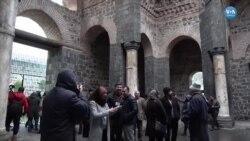 İranlı Turistler Diyarbakır'ın Umudu Oldu