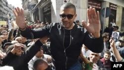 Mustaqil jurnalist Xolid Drareni martda hibsga olinishi ketidan