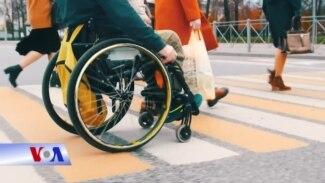 Kỉ niệm 30 năm ngày ra đời đạo luật về người khuyết tật Mỹ