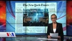 12 Kasım Amerikan Basınından Özetler