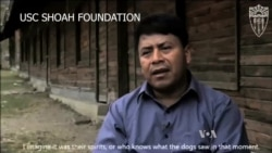 Survivor Video Testimonies Recount Horrors of Guatemalan Genocide