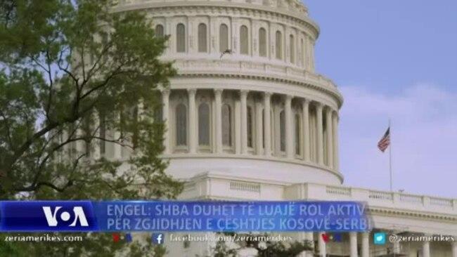 Engel: SHBA duhet të luajë rol aktiv për zgjidhjen e çështjes Kosovë-Serbi