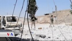 نزیکەی نیوەی شاری مەنبج لە ژێر کۆنترۆڵی هێزەکانی سوریای دیموکراتە