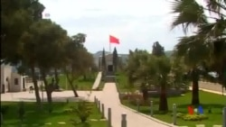 2015-02-22 美國之音視頻新聞: 土耳其撤回守護蘇雷曼大帝陵墓軍人