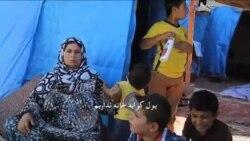 گزارش صدای آمریکا از وضعیت آوارگان سوری در کردستان عراق