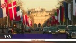 Ouverture du sommet de l'OTAN à Londres