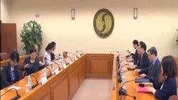 中韓六方會談代表會晤推動北韓核問題協商