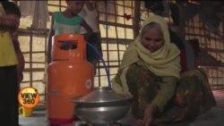 بنگلا دیش: روہنگیا پناہ گزینوں کے سبب ماحولیاتی نقصان کو بچانے کی کوشش