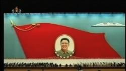 朝鮮人悼念金正日逝世一週年
