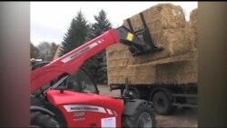 Російський газ Україні замінять солома, вітер і сонце? Відео