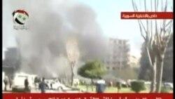 敘利亞反政府軍宣稱他們打下了政府軍的戰機
