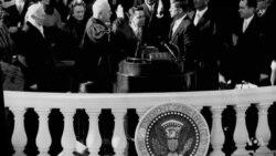 L'investiture des présidents américains (vidéo)