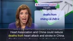 Phát âm chuẩn - Anh ngữ đặc biệt: Health Agreement Asks Chinese People to Help (VOA)