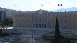 Tensión aumenta en parlamento griego