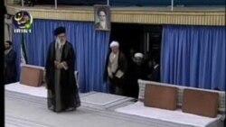 مراسم تحلیف حسن روحانی رئیس جمهور ایران