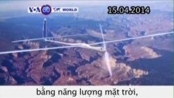 Google mua cty sản xuất máy bay không người lái Titan Aerospace (VOA60)