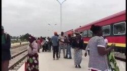 Denunciado em Benguela esquema de venda de bilhetes de comboio