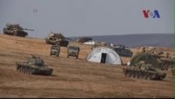 Hơn 800 người tử trận trong cuộc chiến giành quyền kiểm soát Kobani