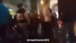 تجمع در تهران، میدان انقلاب؛ اعتراضهای گسترده در ایران به روز پنجم رسید