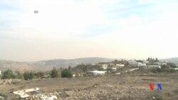 2016-11-14 美國之音視頻新聞: 以色列擬准許在西岸修建猶太定居點