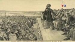 Prezident Linkolnun vurulmasının 150-ci ildönümü anılır