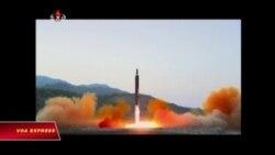 Bắc Triều Tiên bắn tên lửa mới, LHQ lại họp khẩn như cũ